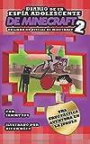 """Diario de un Espía Adolescente de Minecraft 2: """"Una Eructástica Aventura en la Jungla"""": (Un libro no oficial de..."""