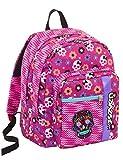 Zaino scuola Outsize SEVEN - MEXI GIRL - Rosa - 33 LT - inserti rifrangenti