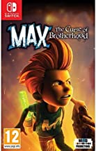 Max The Curse Of Brotherhood (Nintendo Switch)