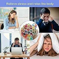 Anpro 24pcs Fidget Toys, Giocattoli Sensoriali per Persone con ADHD Autismo, Palle Antistress per Slleviare l'ansia, Sollievo dallo Stress e Regalo Anti-ansia per Adulti, Riempitivi per Borse da Festa #4