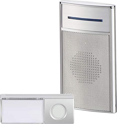 Heidemann Funkgong Komplett-Set mit Blitzlicht, mit Namensschild 70845 HX Speaker