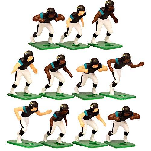 Jacksonville JaguarsHome Jersey NFL Action Figure Set