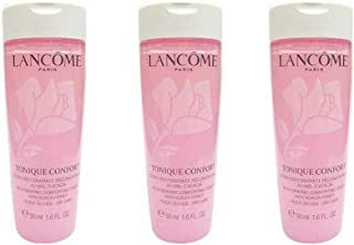 LANCOME Tonique Confort Re-Hydrating Comforting Toner 50ml x 3ea