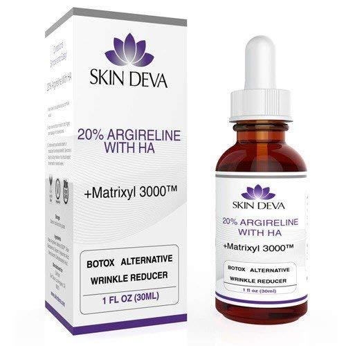 20% Argireline Serum with Matrixyl 3000 and HA