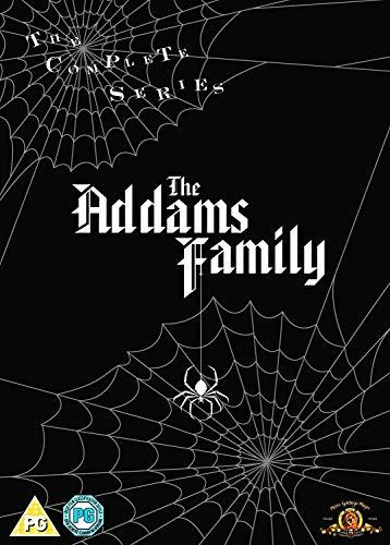 Coffret Integrale La Famille Addams (9 Dvd) [Edizione: Francia]