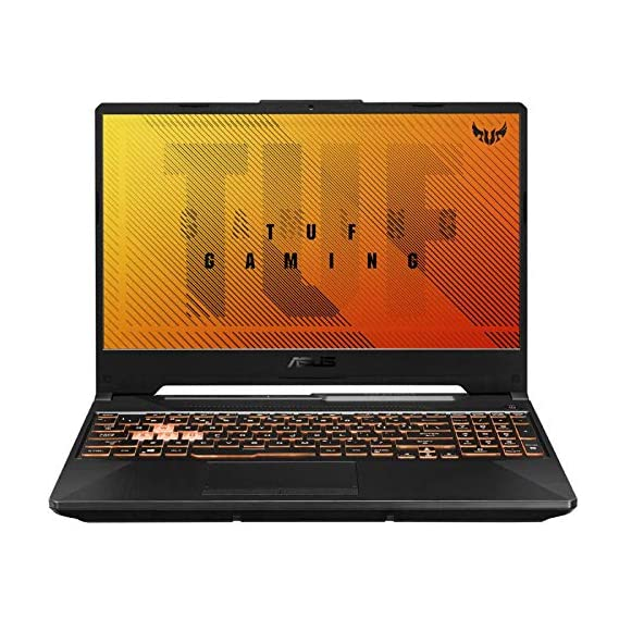 ASUS TUF F15 Gaming FX506LI-HN222TS I7 i7-10870H/ GTX1650Ti-4GB/ 8G/ 1T HDD+512G SSD/ 15.6 FHD-144hz/ RGB Backlit/ WIFI6/ 48Wh/ WIN10/ Bonfire Black/ Office Home & Student 2019