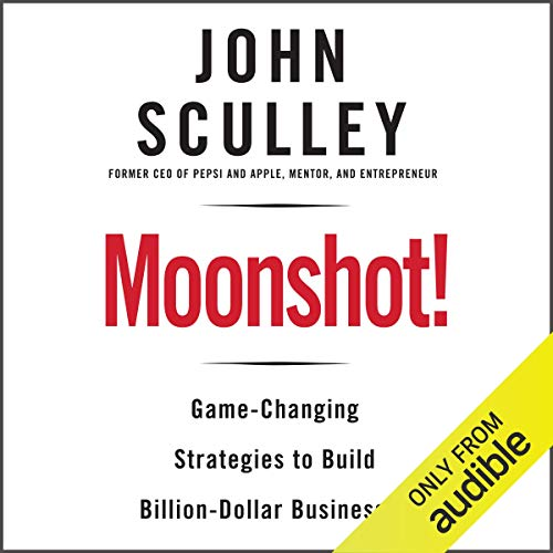 Moonshot! cover art