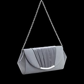 PICARD Bag For Women,Metallic Silver - Baguette Bags