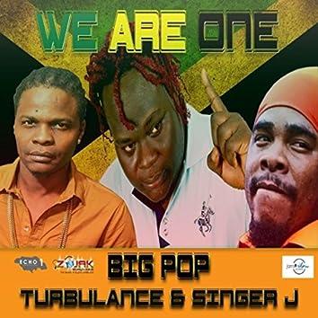 We Are One (feat. Turbulance & Singer J) - Single