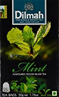 Dilmah Mint Flavoured Tea, 50g