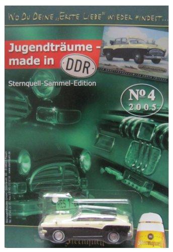 Unbekannt Sternquell Nr.50 - Sachsenring P240 - DDR Pkw
