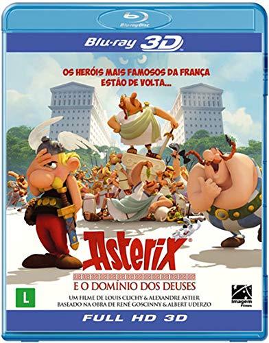 Asterix Domínio Deuses Roger Carel