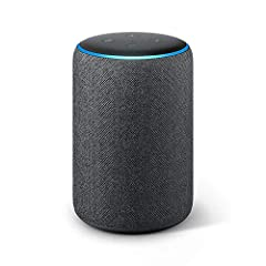 Meet the Echo Plus - Same great sound as our Echo (3rd Gen) with a built-in Zigbee hub to easily setup and control your compatible smart home devices. Enjoy premium sound - Personalize your listening experience by adjusting the equalizer settings. Or...