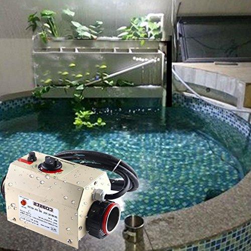 Jian Ya Na Calentadores para piscinas