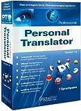 Personal Translator 14 Professional - Linguatec Sprachtechnologien