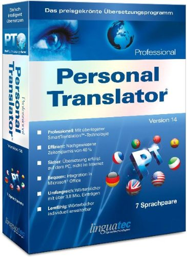 Personal Translator 14 Professional
