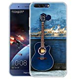 Fashionury Huawei Honor 8 Pro Back Cover/Huawei Honor 8 Pro Printed Back Cover/Huawei Honor 8 Pro Designer Printed Soft Back Case - P317