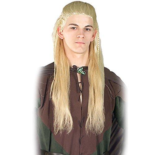 Generique - Perruque Legolas Le Hobbit Adulte