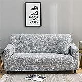 MKQB Funda de sofá Moderna y Sencilla, Funda de sofá elástica...