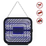UV Light Electronic Killer, Insect Zapper, Bee Trap Wall-Mounted with 800 sq. ft Large Coverage Area for...
