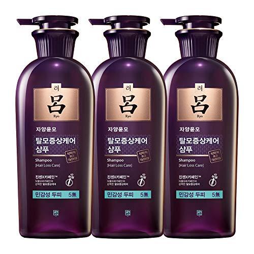 RYO Hair Loss Care Shampoo (sensitive) 400ml(13.5oz) x3