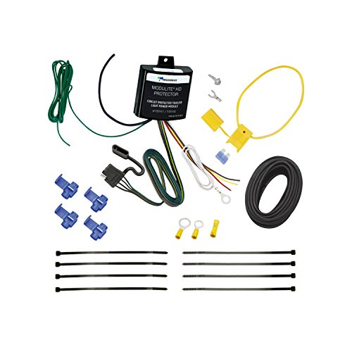 Tekonsha 119148 ModuLite HD Protector Trailer Light Power Module Kit
