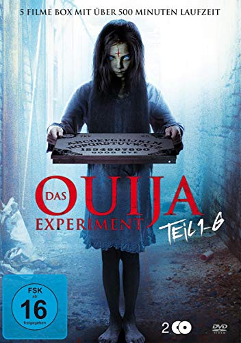 Das Ouija Experiment Teil 1-6 [2 DVDs]