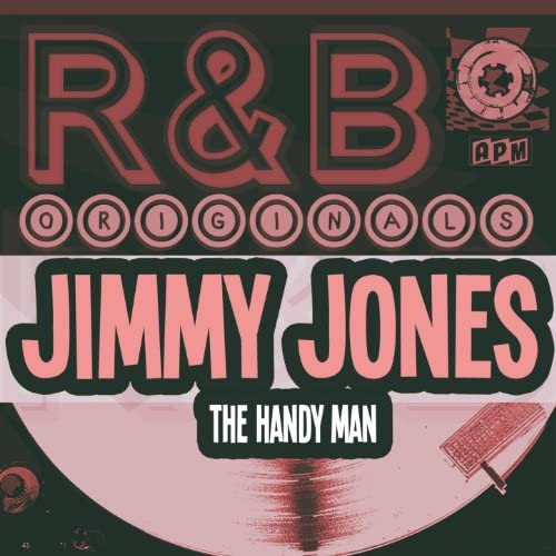 ジミー・ジョーンズ feat. プレテンダーズ, Sparks Of Rhythm, The Jones Boys & The Savoys & Jimmy Jones