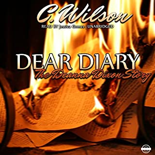 Dear Diary: The Deanna Dixon Story audiobook cover art