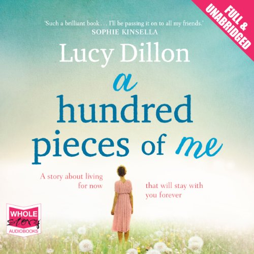 A Hundred Pieces of Me audiobook cover art