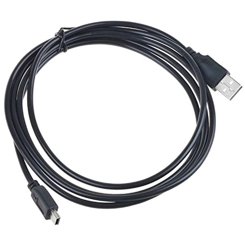 彼女のイベント適応するアクセサリーUSA PC USBデータ同期ケーブルコードリードfor Epson WorkForce ds-40ポータブルカラードキュメントスキャナーj361?a b11b225201?b12b867201