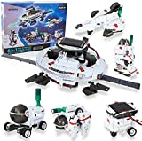 Best LEGO 10 Year Old Boy Gifts - Tomons STEM Toys 6-in-1 Solar Robot Kit Learning Review
