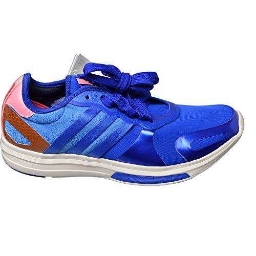 adidas Yvori Stellasport Damen Fitness - Schuhe B33325 (EU 38, Blue)