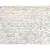 Fototapete Steinwand - Vlies Wand Tapete Wohnzimmer Schlafzimmer Büro Flur Dekoration Wandbilder XXL Moderne Wanddeko - 100% MADE IN GERMANY - 9019010c