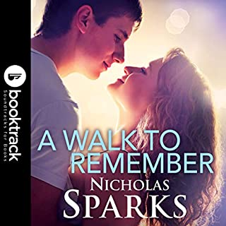 A Walk to Remember [Booktrack Edition] cover art