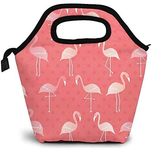 Bolsa Comida Moda Wonder Flamingos Lunch Box Lunch
