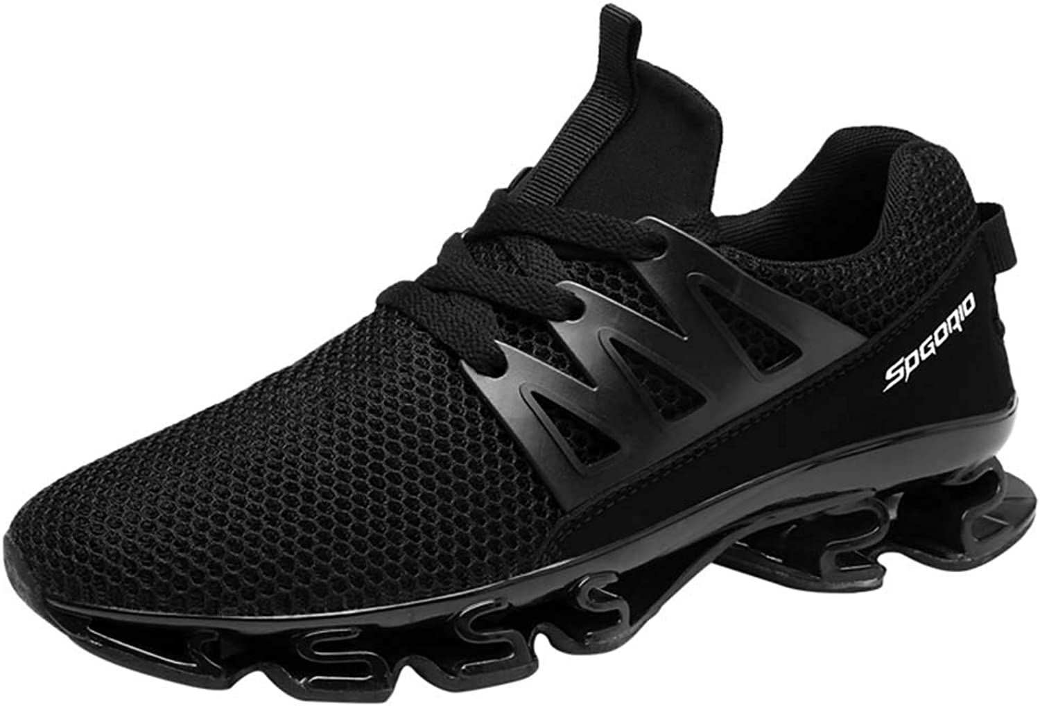 Wander G Mens Casual Walking shoes Blade Outdoor Sport Sneakers Mesh Breathable Fashion shoes for Running Gym