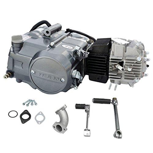 JCMOTO Lifan 125cc Engine Motor for XR50 CRF50 XR CRF 50 70 ATC70 110 ATC70 Z50 CT70 CL70 SL70 XL ST70 Dirt Pit Bike Kawasaki Motorcycle