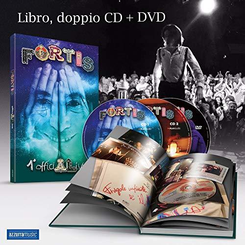 Live Milano 2019 (Box 2Cd + Dvd + Libro 65 Pagine)