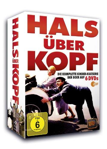 Hals über Kopf - Die komplette Kinder-Kult-Serie [6 DVDs]