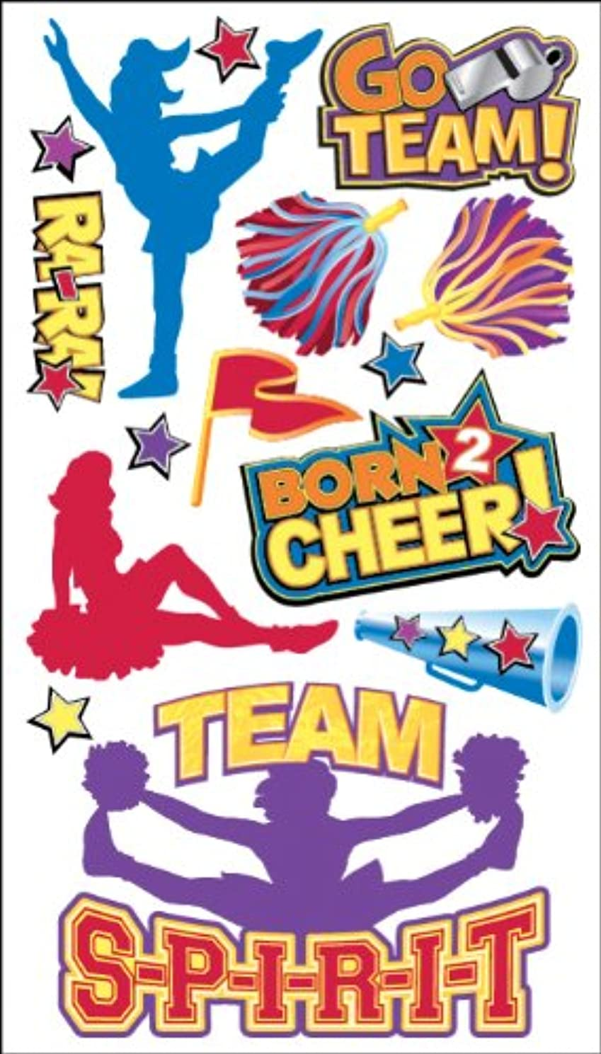 Sticko EK Success Cheerleaders Stickers