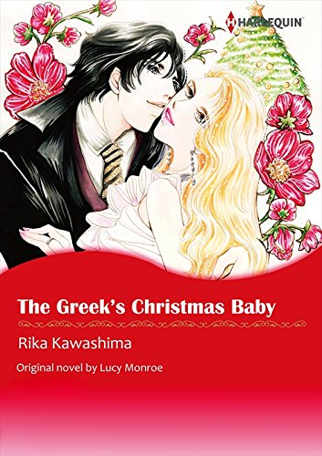 The Greek's Christmas Baby: Harlequin comics (English Edition)