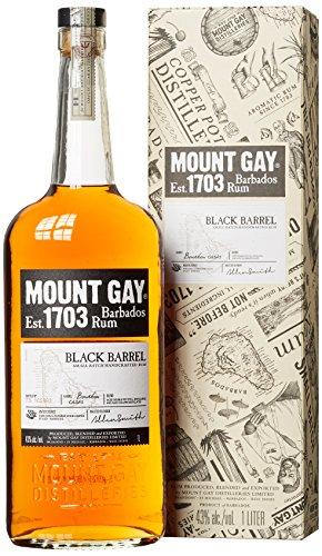 Mount Gay Rum Black Barrel (1 x 1 l)