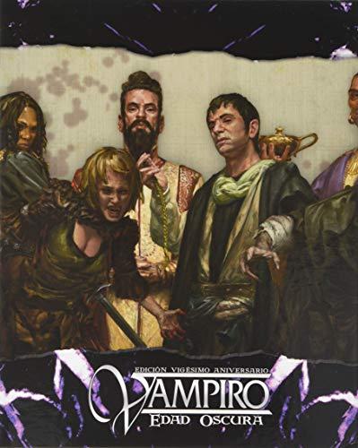 Vampiro: Edad Oscura Pantalla del Narrador