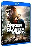 El Origen Del Planeta De Los Simios Blu-Ray [Blu-ray]