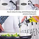 Zoom IMG-2 spruzzatore olio dispenser cucina in