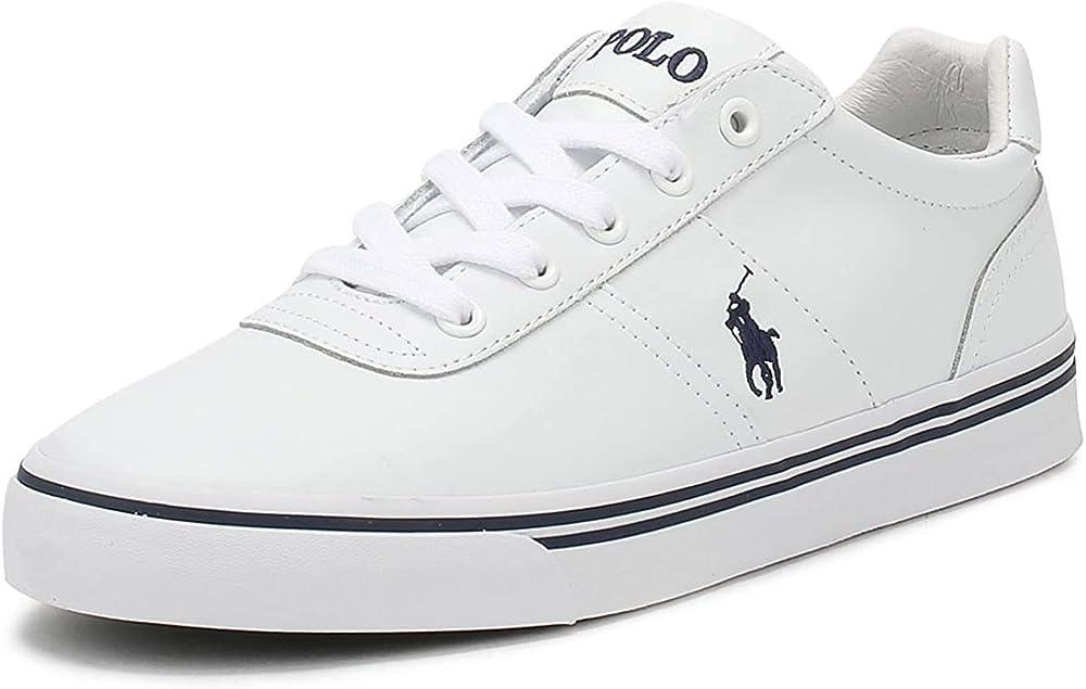 Ralph lauren zapatilla,scarpe sportive,sneakers per uomo 816168180110