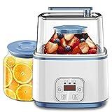 JYDQM Yogur máquina Multi-Funcional de la enzima Yogur Máquina Inicio automático de Vino casero de arroz de Gran Capacidad de Frutas Xiaosu Líquido
