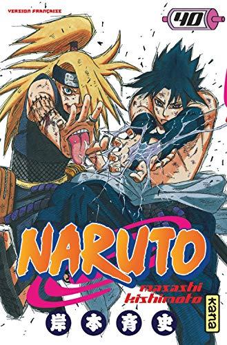 Naruto, tome 40