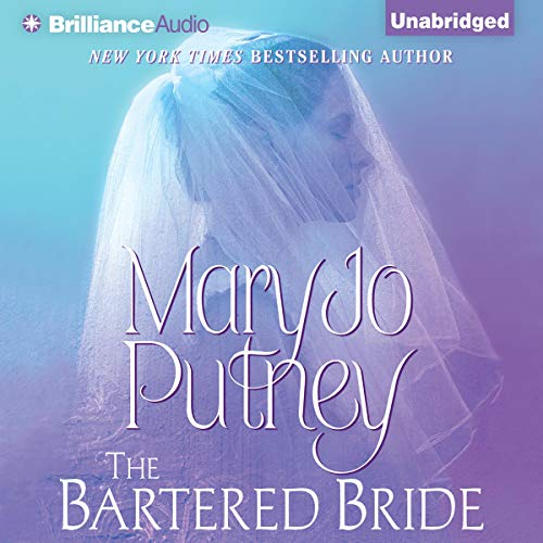 The Bartered Bride audiobook cover art